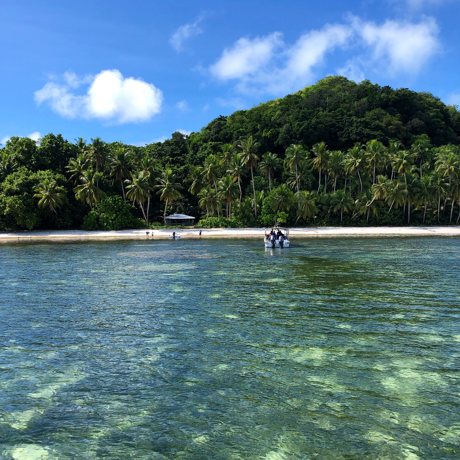 The people of Palau have been working to stop plastic pollution from harming their local environment for more than 10 years. Photo by Wayne Sentman.