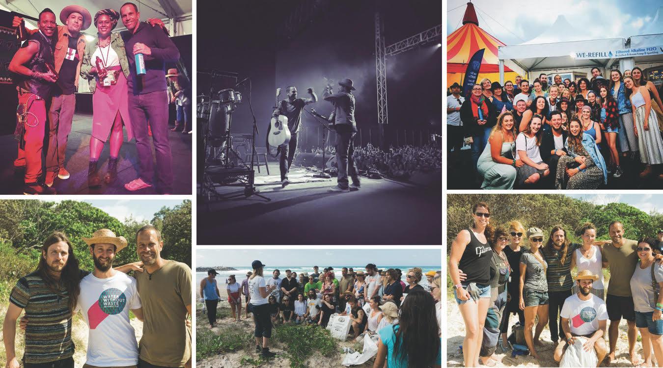 Photos from Kim Johnson & Green Music Australia