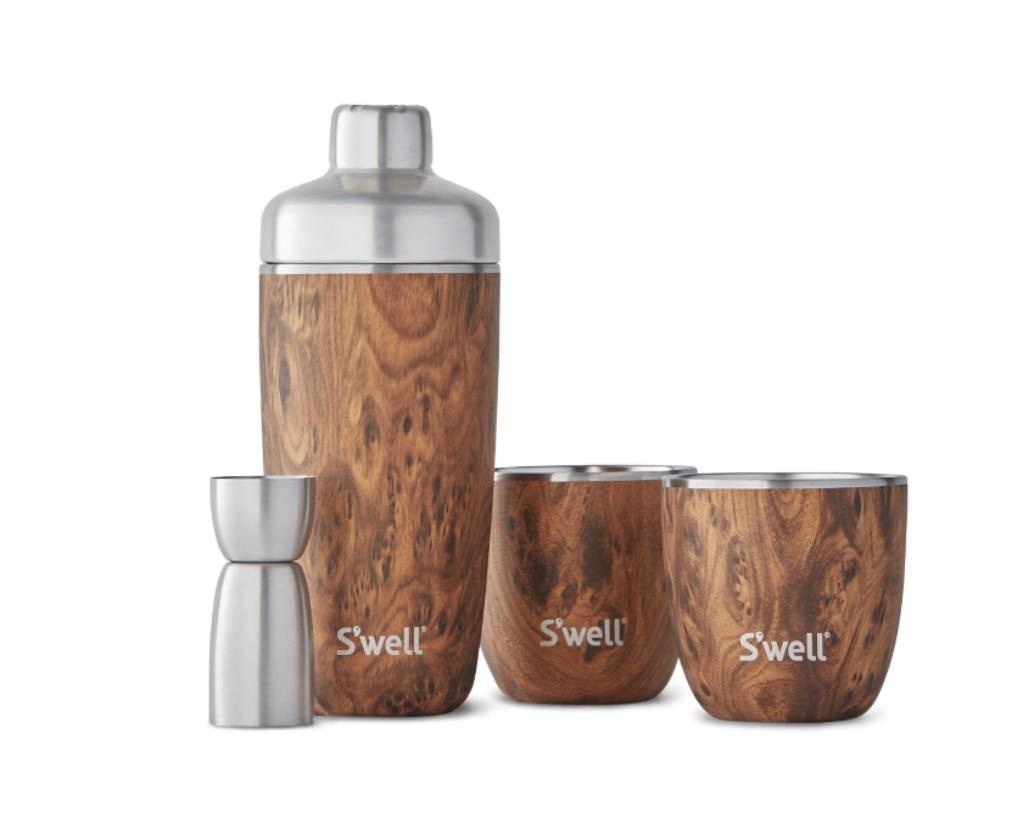 Teakwood Cocktail Kit