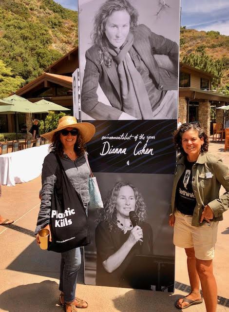 Dianna Cohen and Jackie Nunez