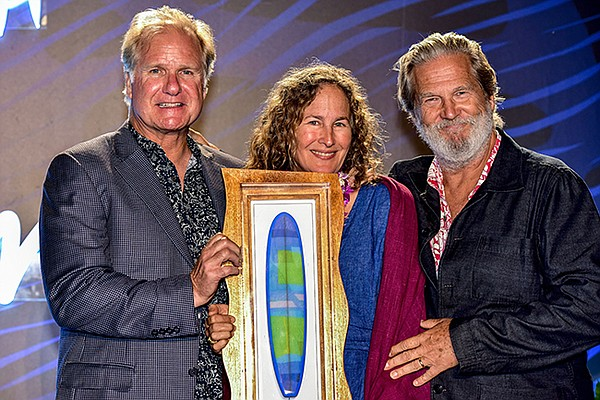 Surf Chiefs Challenged to be More Eco-Conscious at Waterman's     California Apparel News     August 15, 2019
