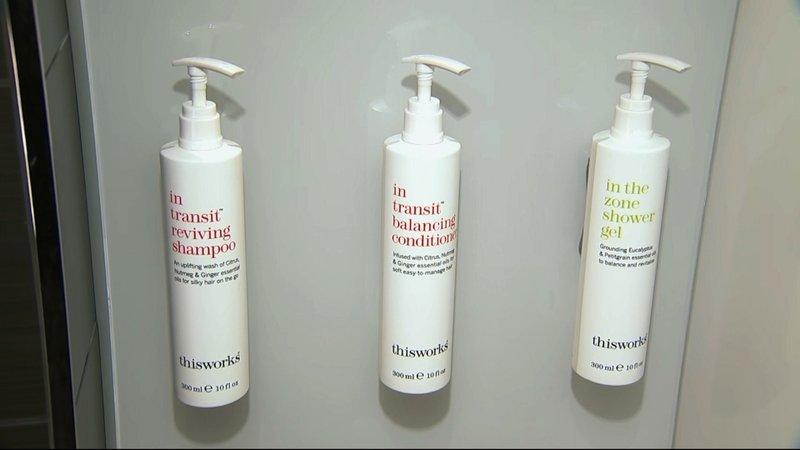 Marriott banning little shampoo bottles by 2020     AP   August 28, 2019