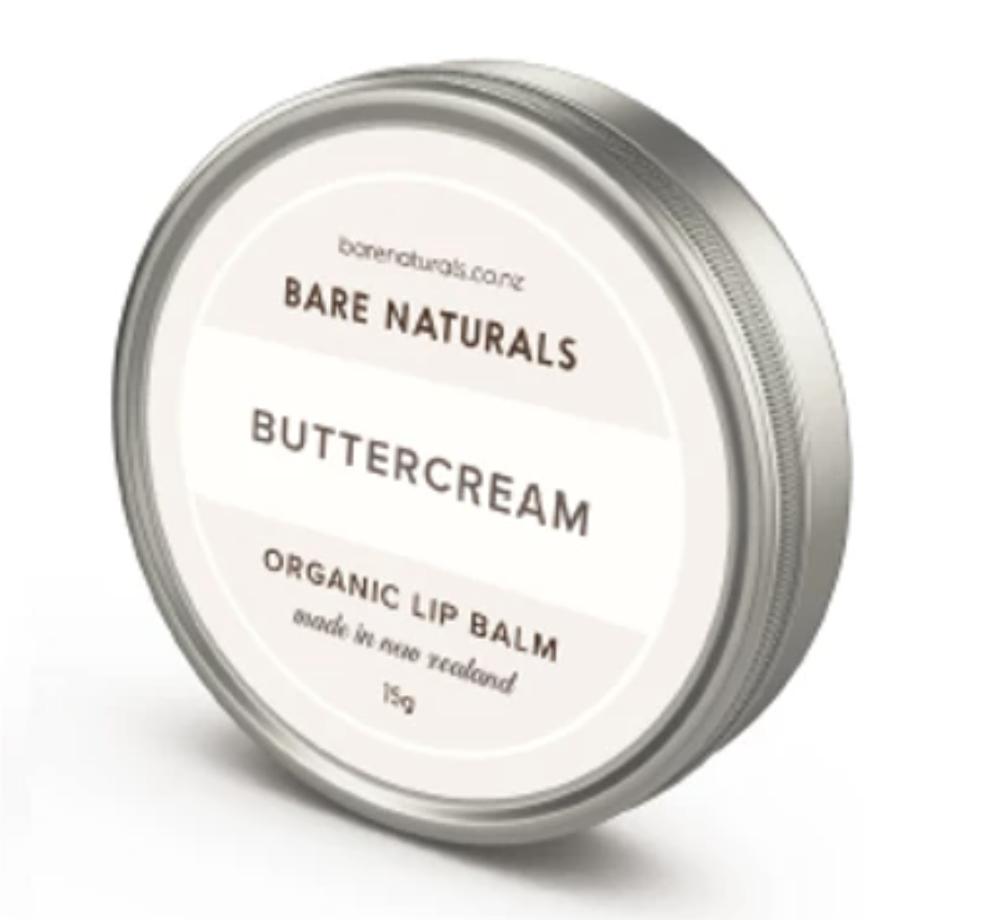 Bare Naturals Buttercream
