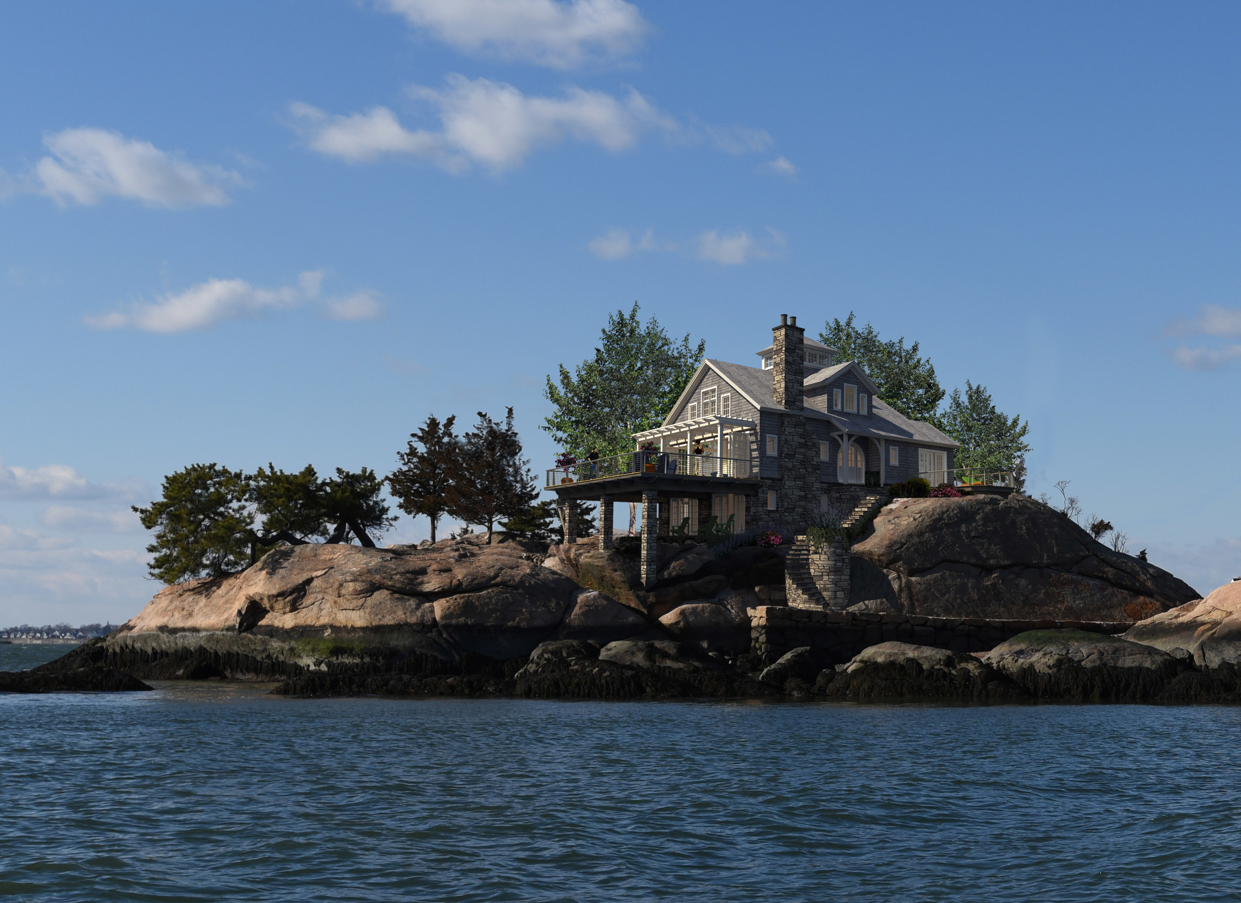 Click to Enter Island Website