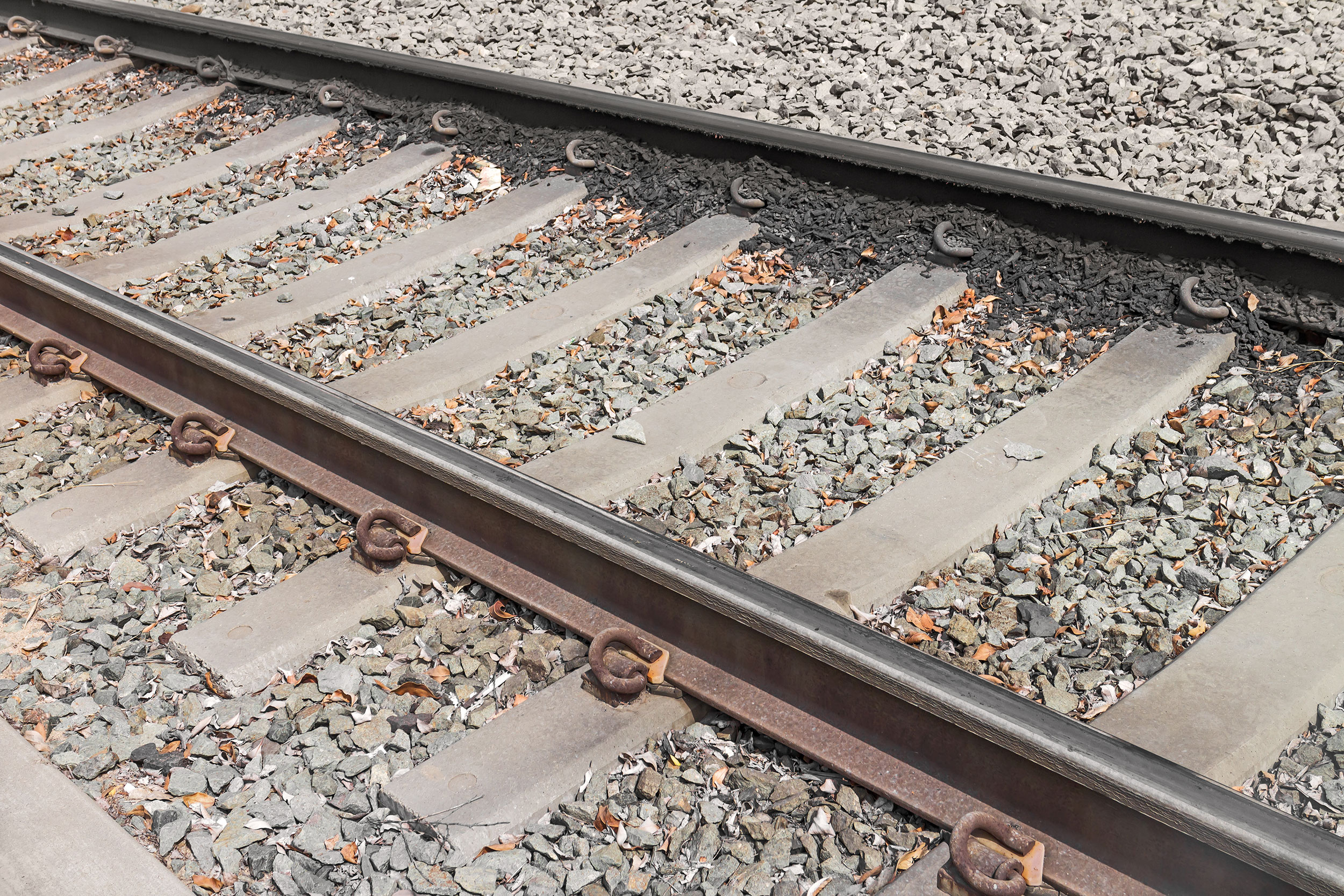 Rail Road Ballast