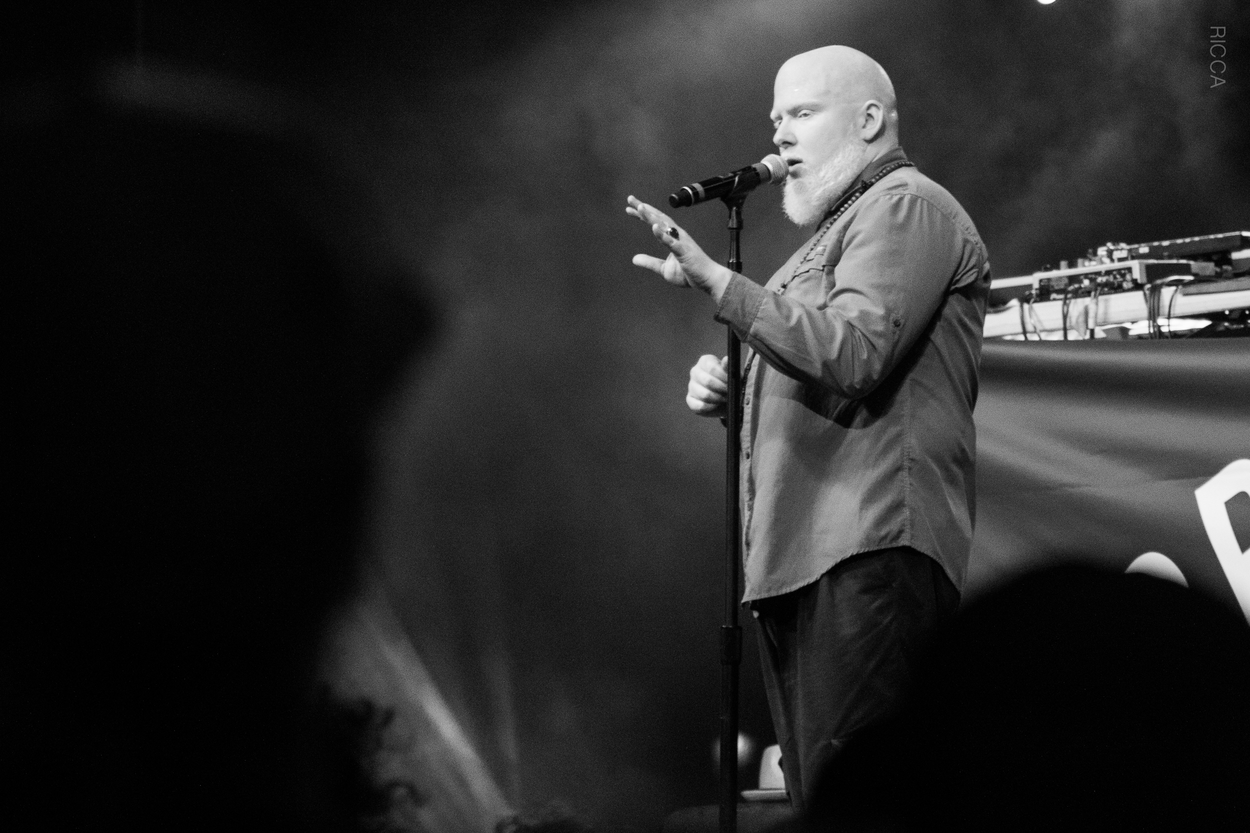 Brother Ali at the Maui arts and cultural center