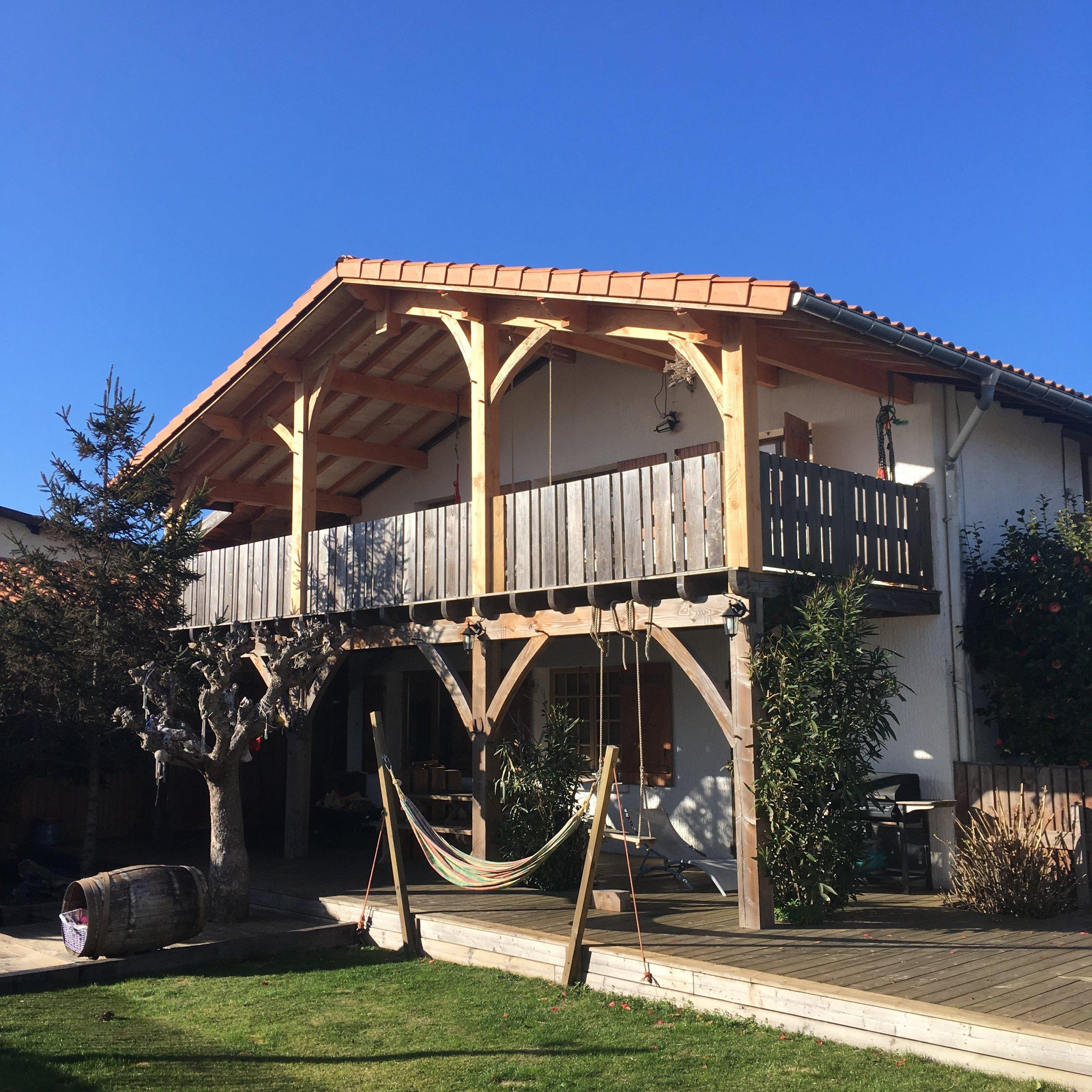 HOUSE - Eco-Retreat Lodge