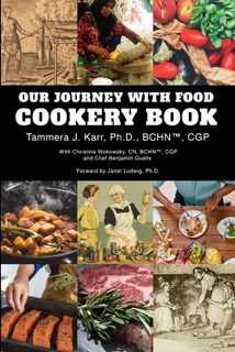 Our Journey with Food Cookery Book -