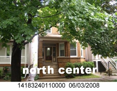 north center