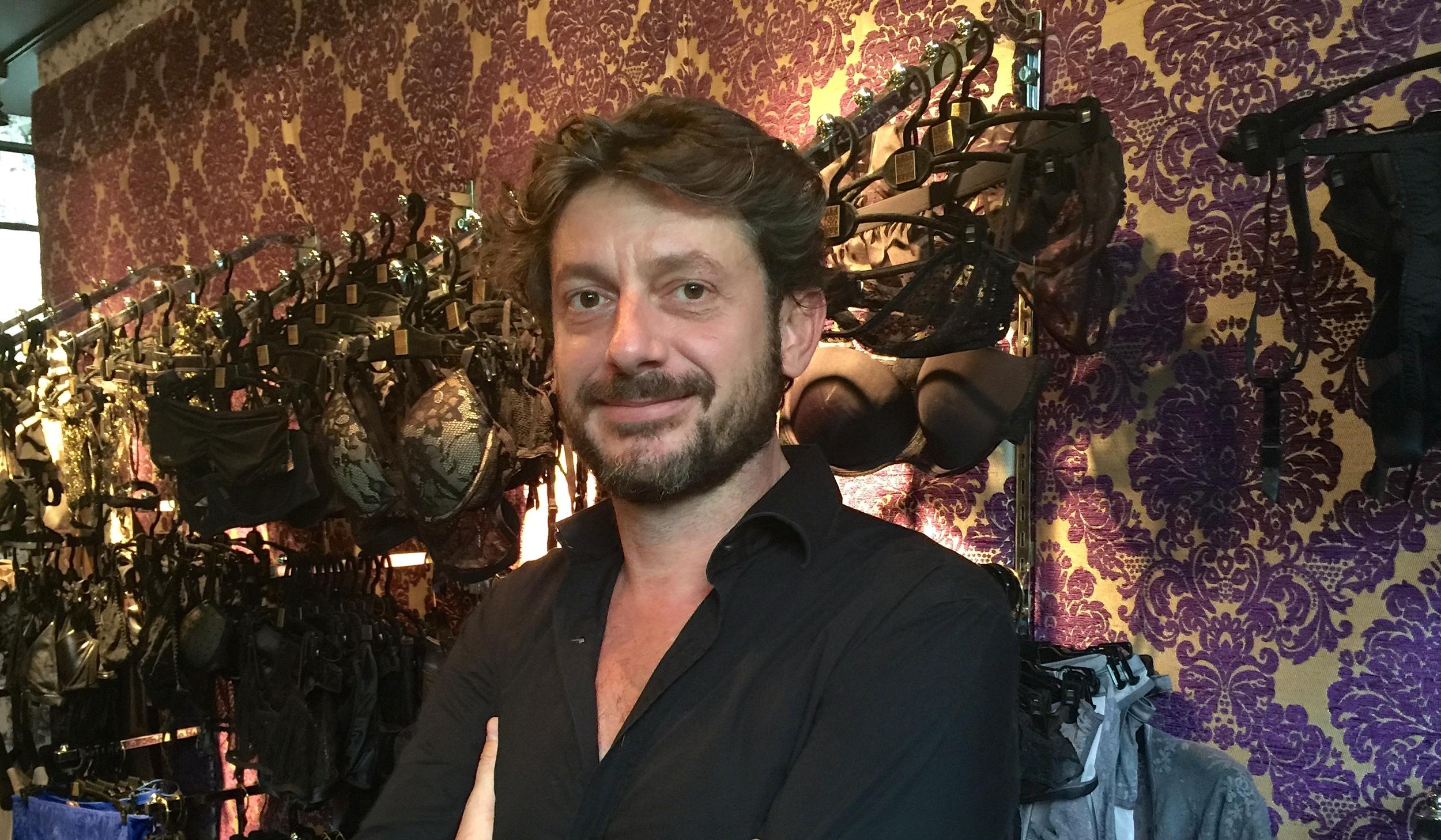 Nicolas Busnel, Maison Close founder