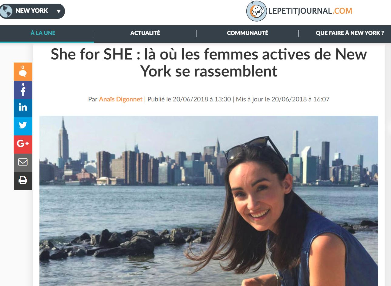 Le Petit Journal -