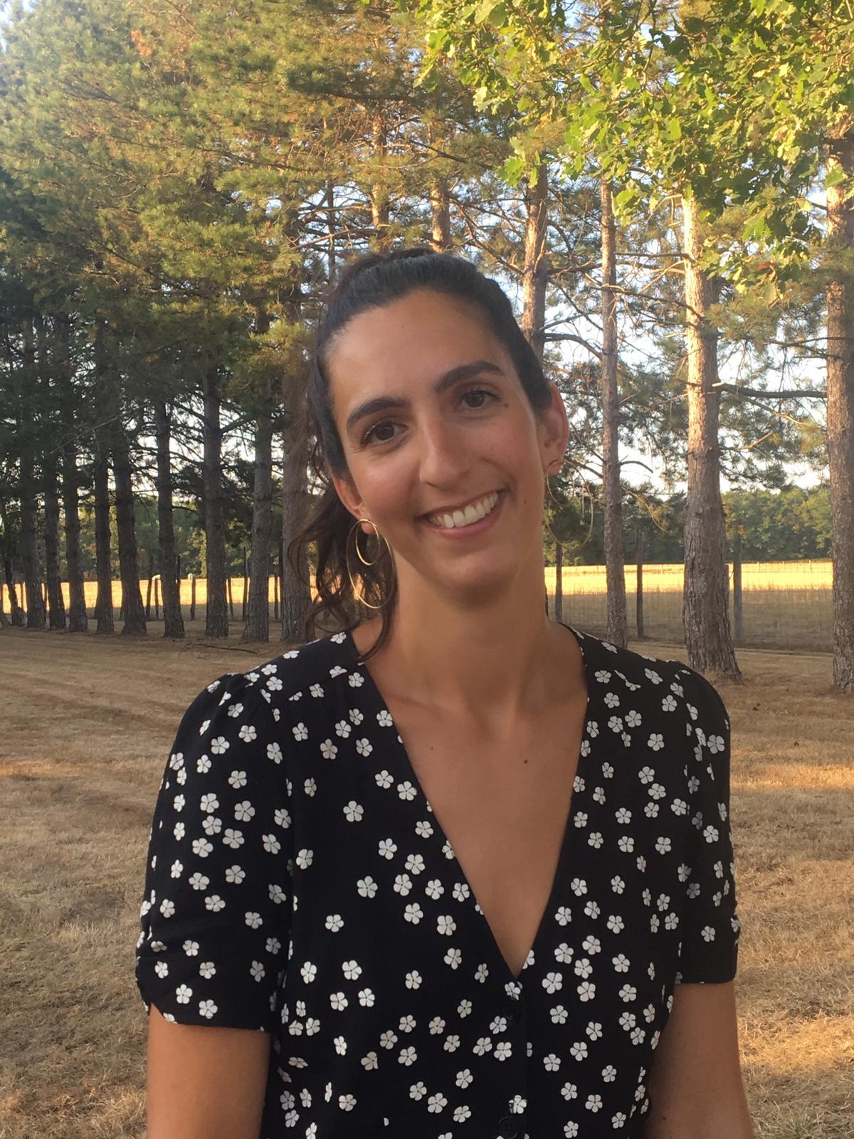 Chloé Cohen, journaliste et podcasteuse engagée