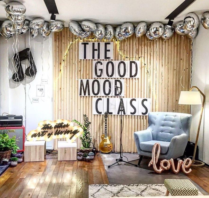 The Good Mood Class débarque à New York !