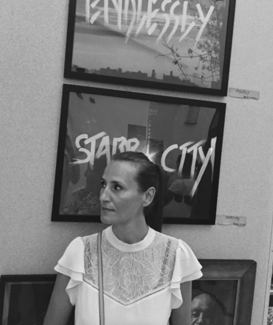 Rachel Scharly a été nommée « ambassadrice New York » du mouvement #WomenInCulture