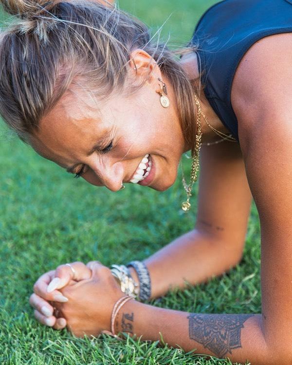 On vous donne rdv ce soir au BOOMCAMP à Central Park 🌳  Une heure de sport en musique, pour tous niveaux 💪🎼 avec un mix de renforcement musculaire, de posture et de cardio.  Animé par @maximethe1  Membres She Only - inclus dans le Membership