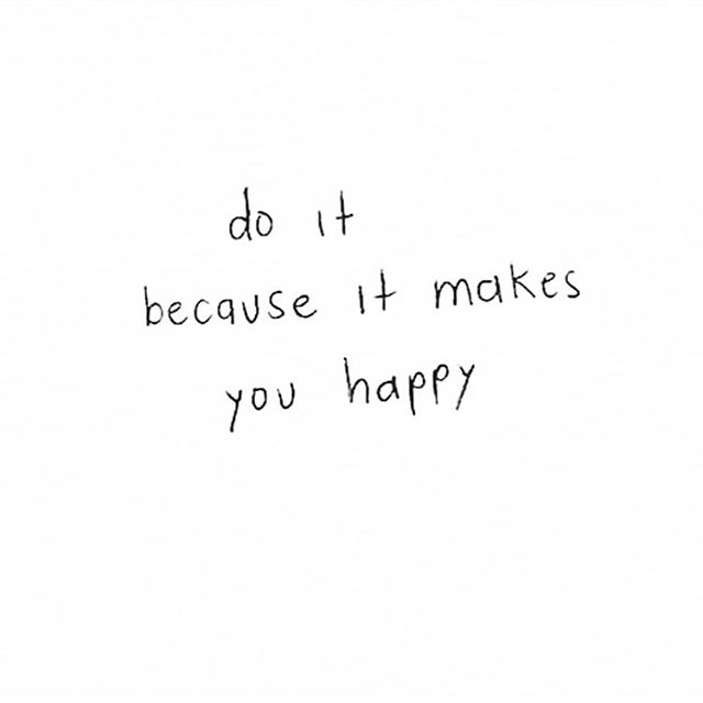 Do it 💛