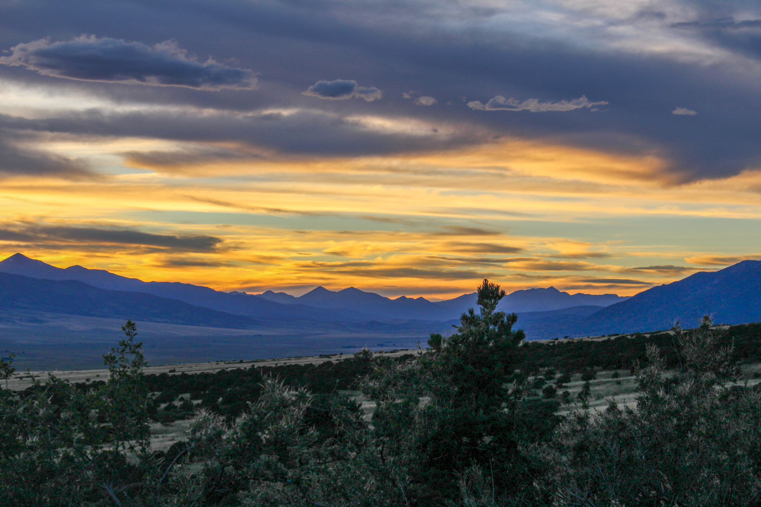 San Luis Valley View