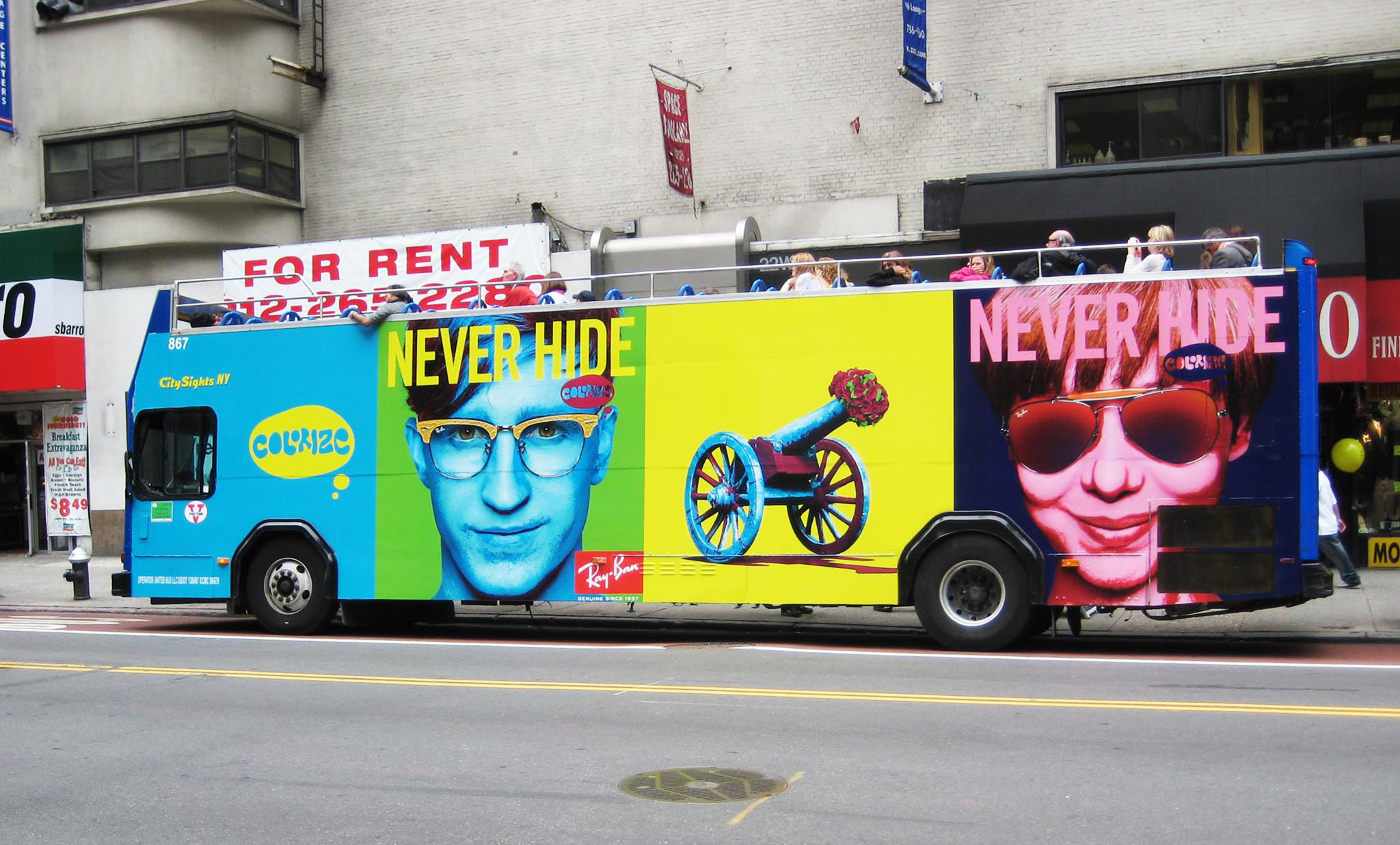 Ray-Ban-Never-Hide-Colorize-Bus