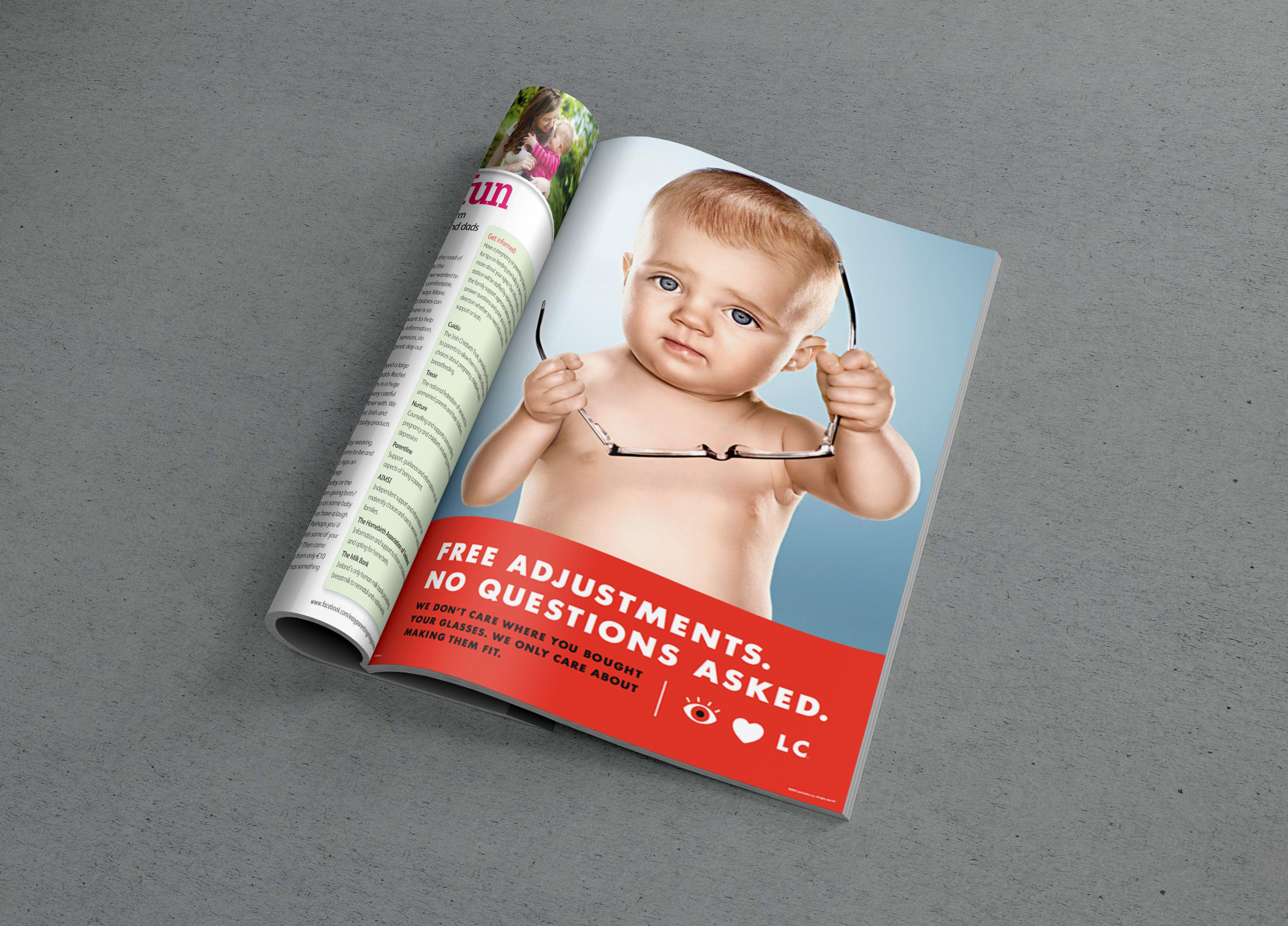 LensCrafters-LC-Magazine-Baby-Free-Adjustments