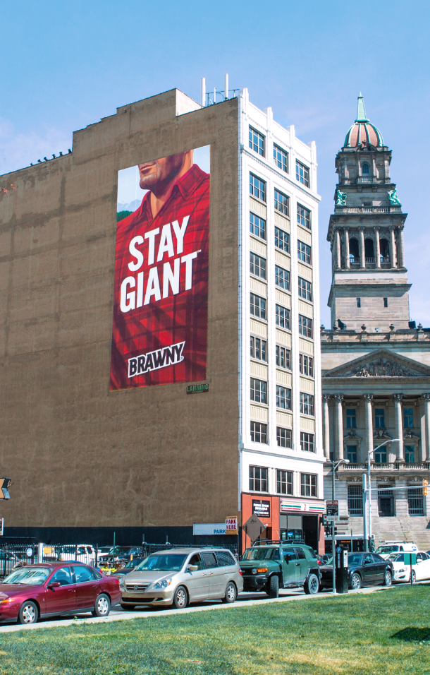 Brawny_Stay_Giant_Detroit_Billboard