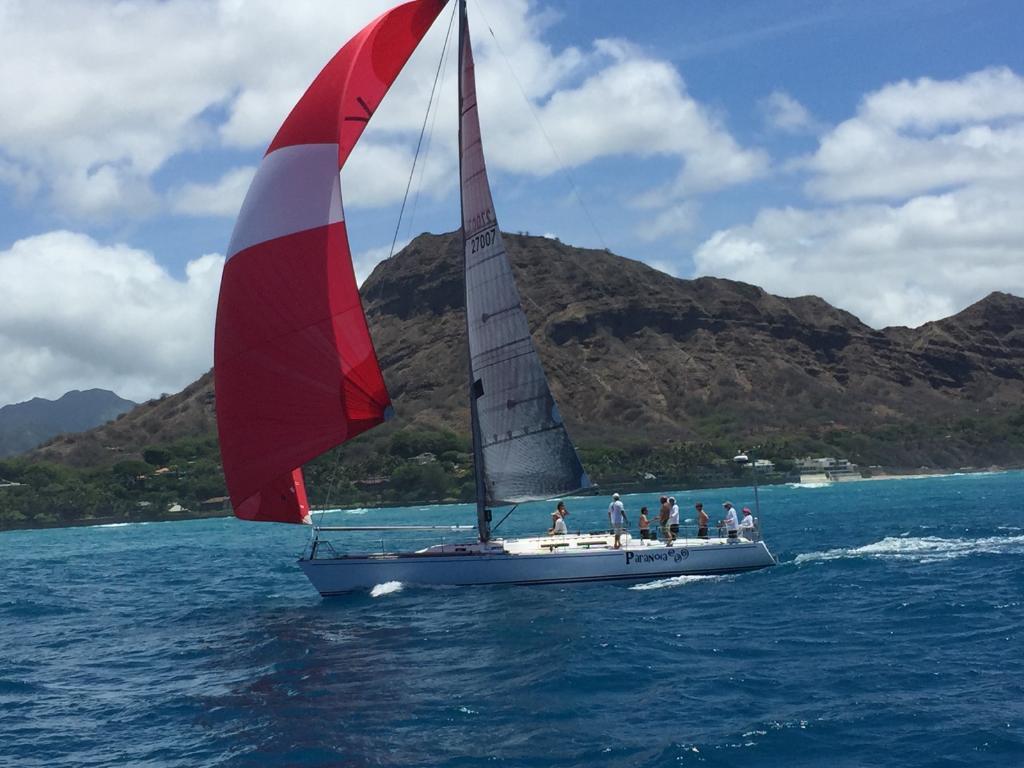 transpac race 2015 paranoia yacht