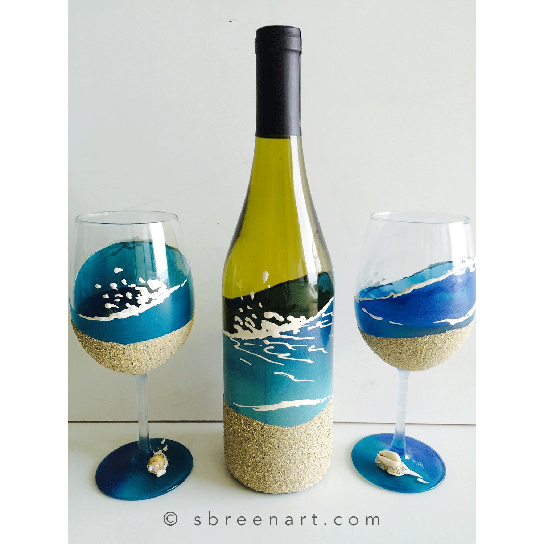 Chardonnay Gift Set