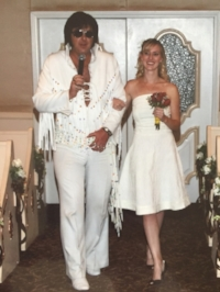 Elvis wedding