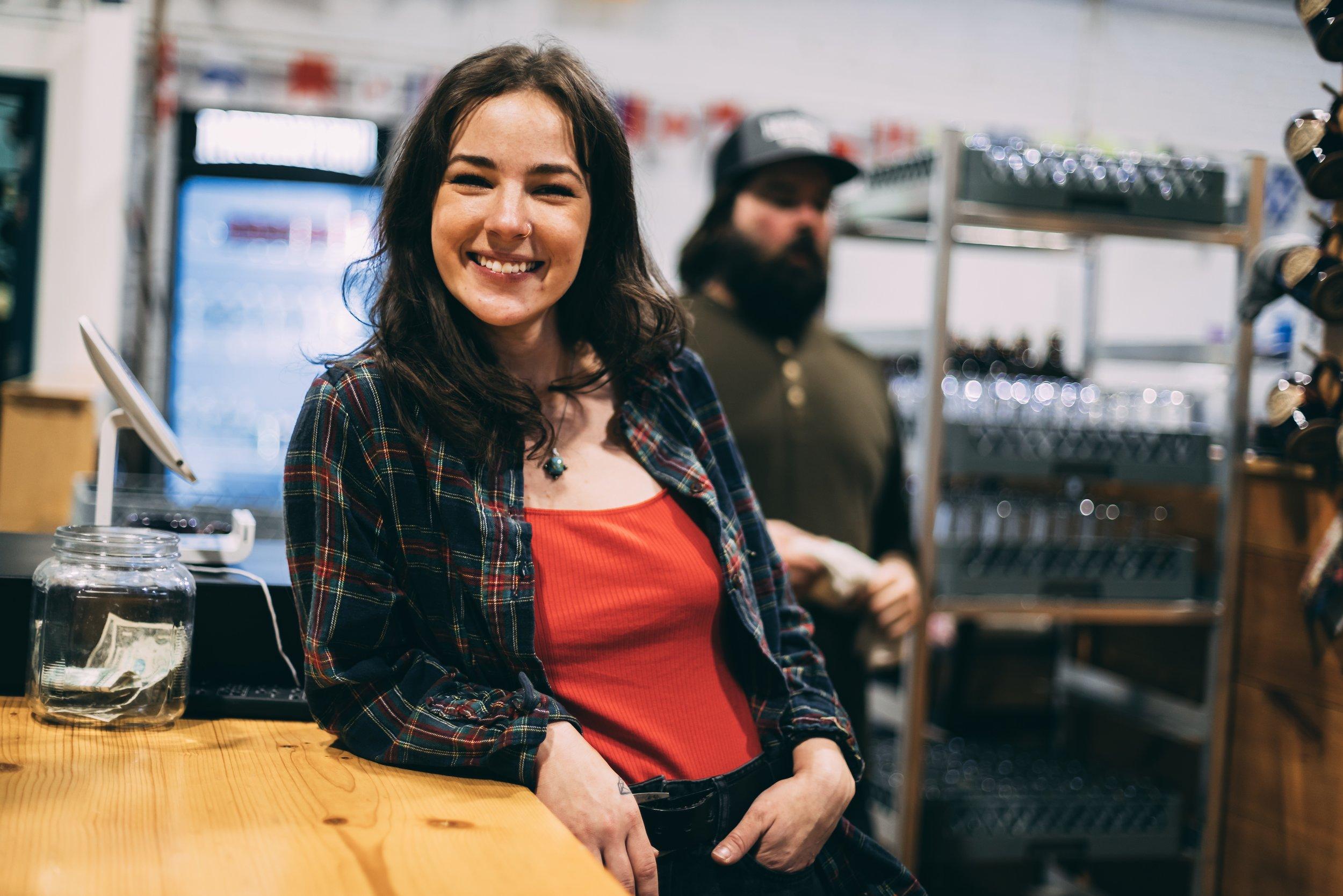 Nicole Goulet- Beertender