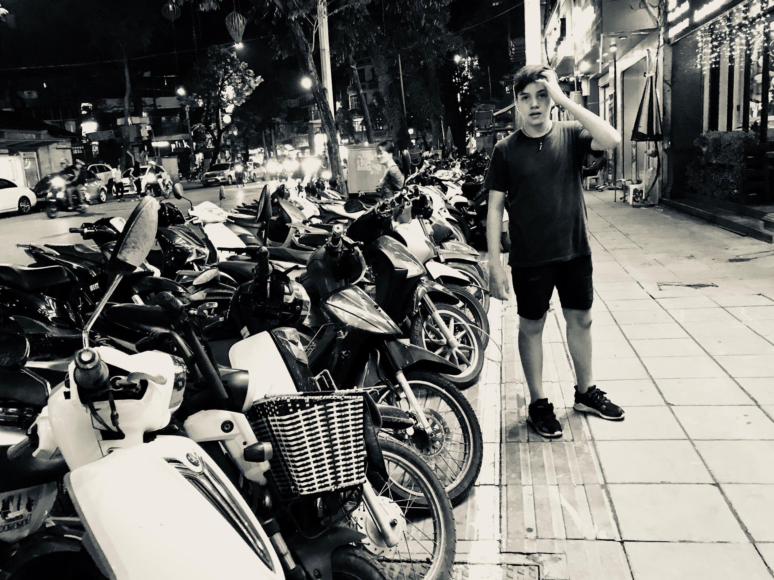 Aaron Hanoi