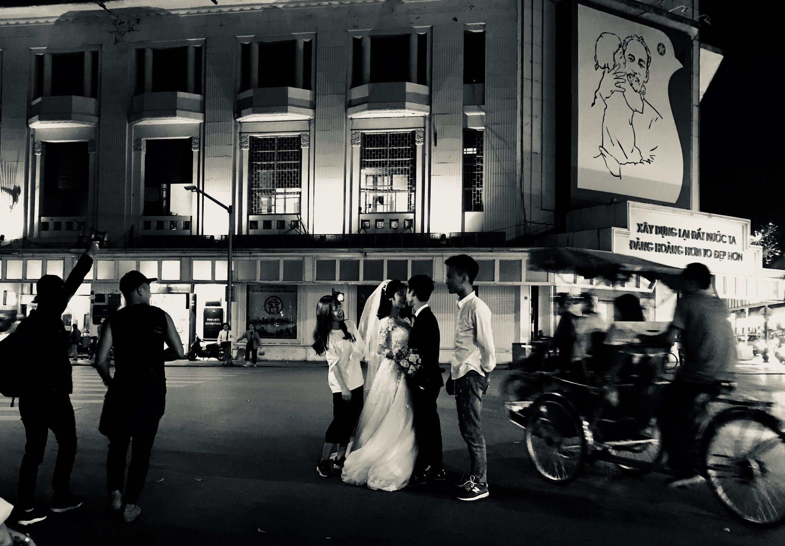 Hanoi Newlyweds