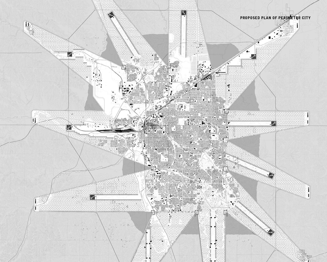 Perimeter City - Lincoln 2050