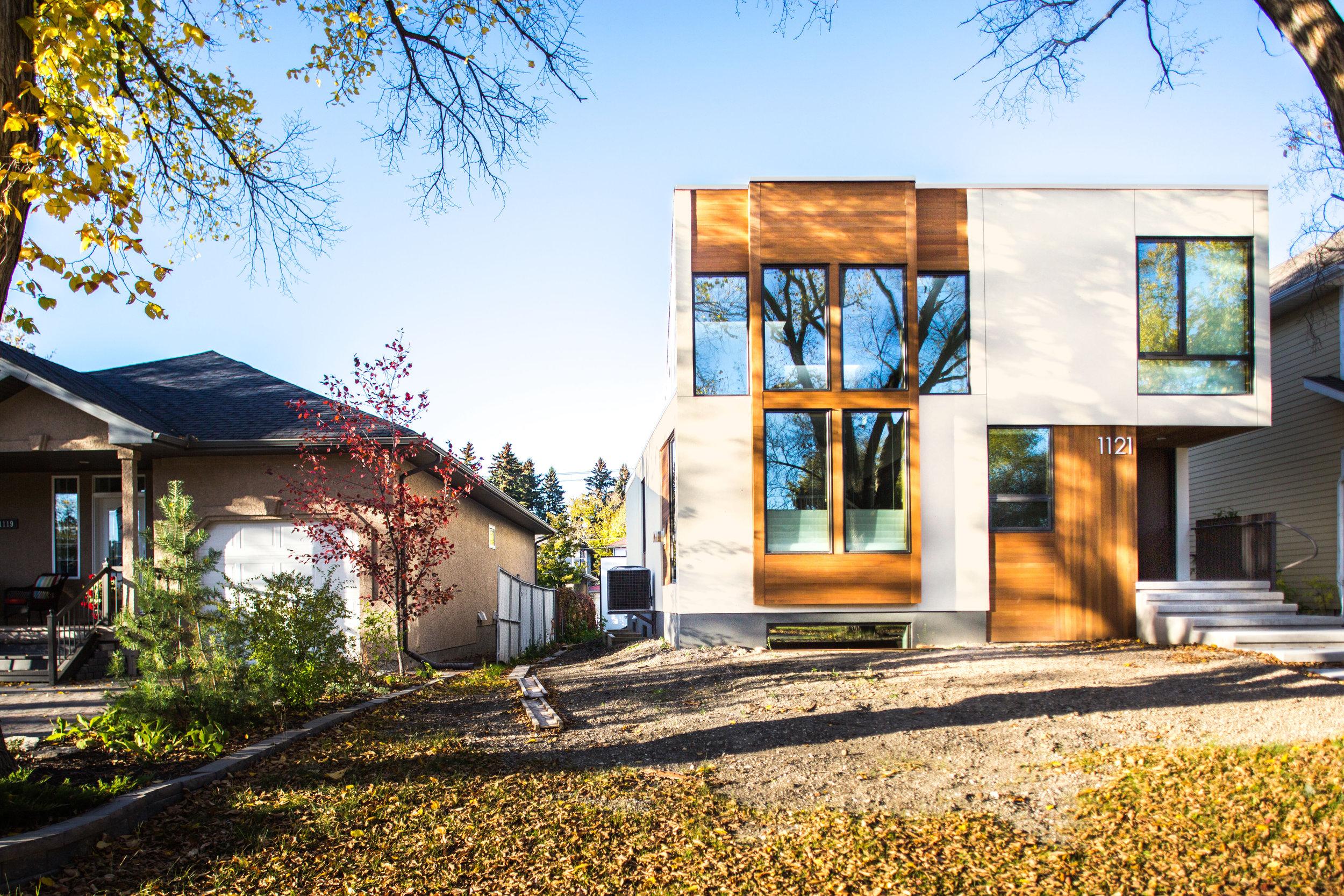 P+M House / CANADA