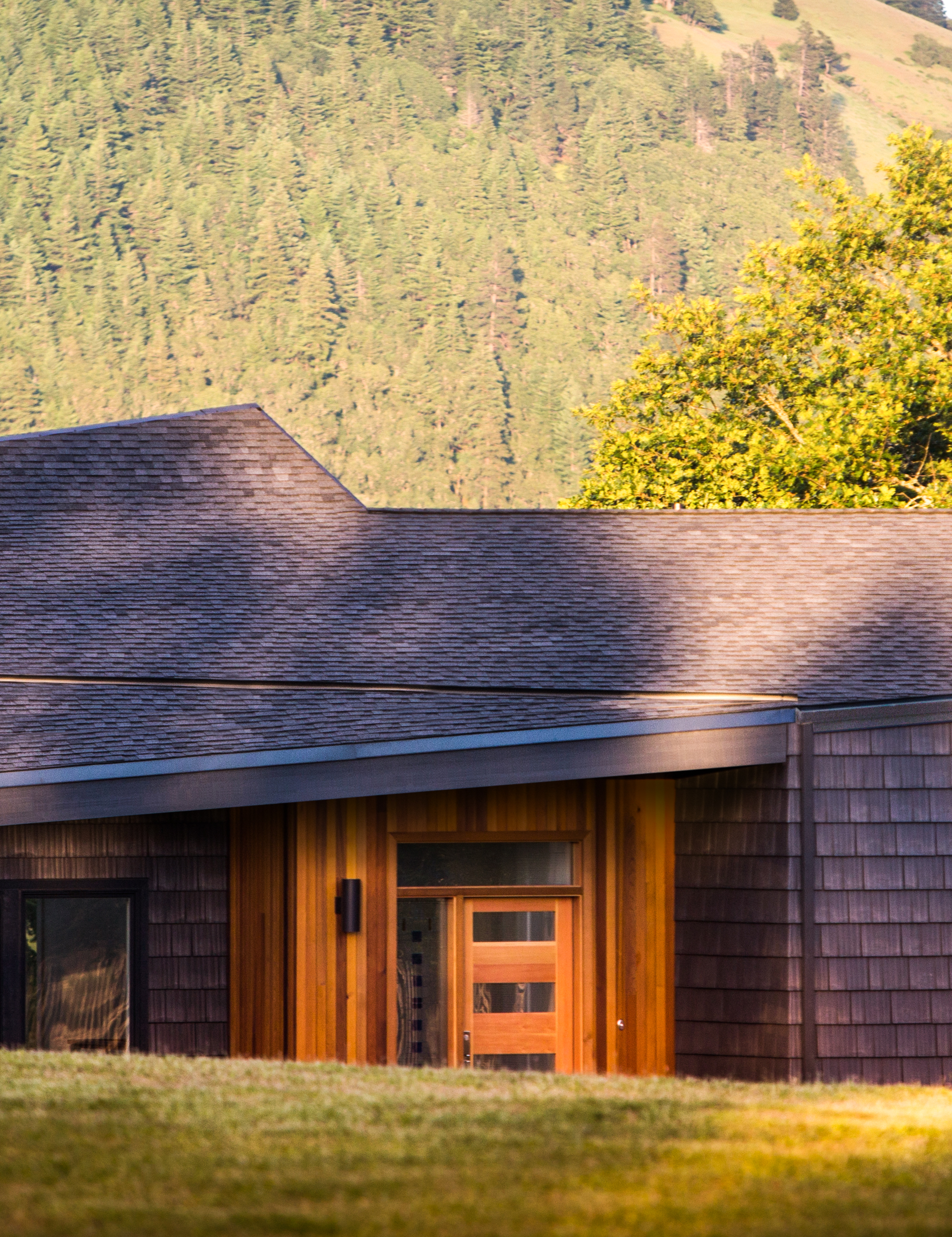 Columbia Gorge House / WASHINGTON