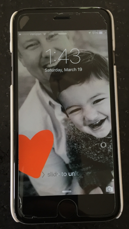 at least I have their picture on my phone -- that's good, right?