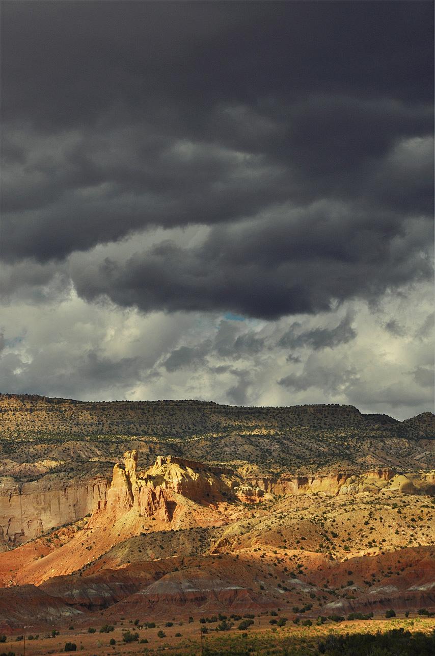 Ghost Ranch, photo by Kathryn Van Aernum
