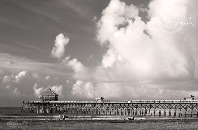 Folly Beach at Sunrise, photo by Kathryn Van Aernum