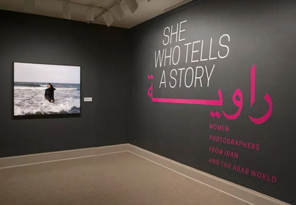 Exhibit at National Museum of Women in the Arts