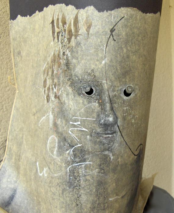 Mask, Ursula Sutter