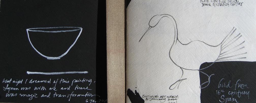 Sketchbook page, L Doctor