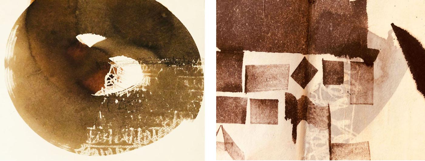 Mark by Trudy Ray                                   Pattern marks: Frances Chamberlain