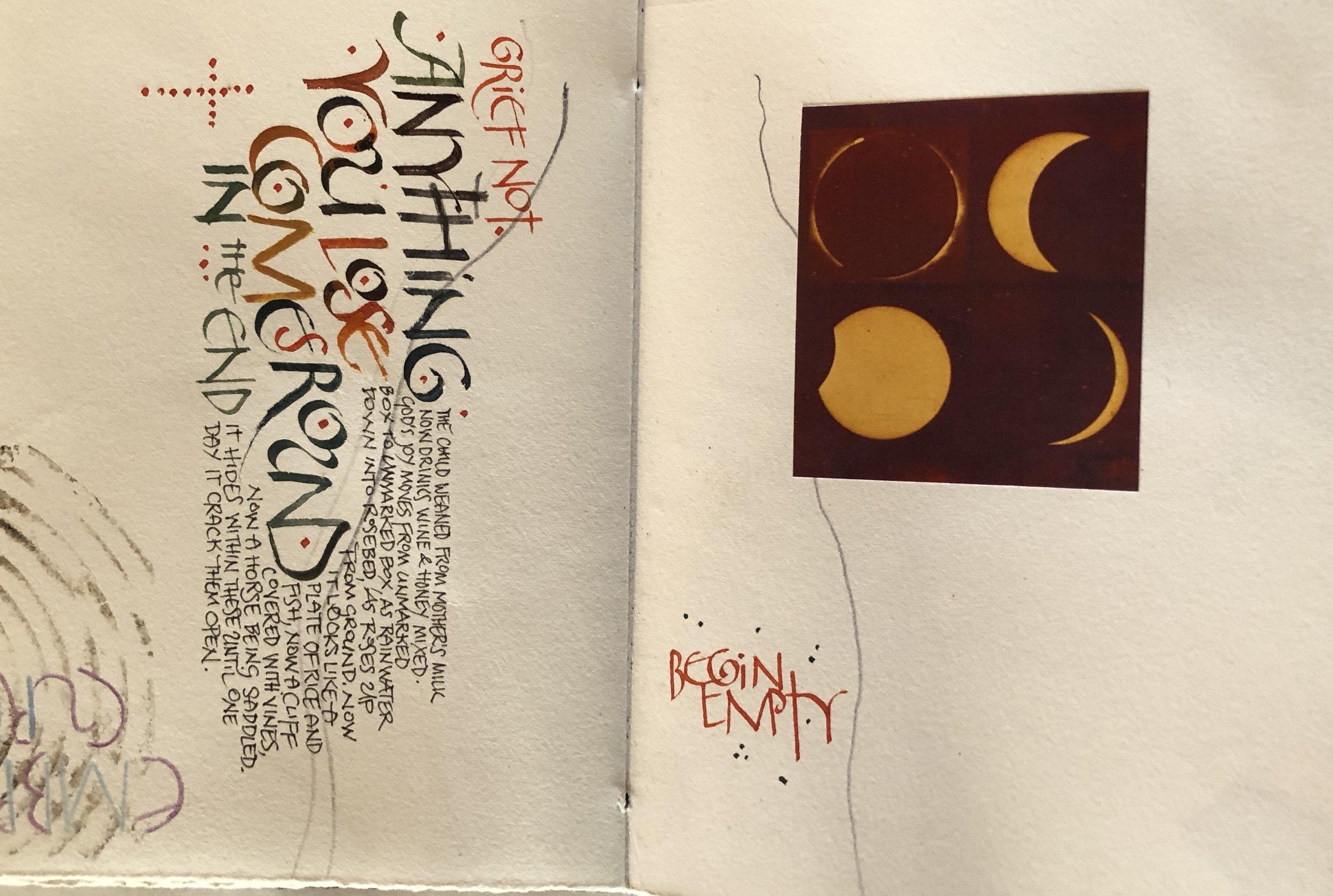 Book page                                                   Rosemary Kracke