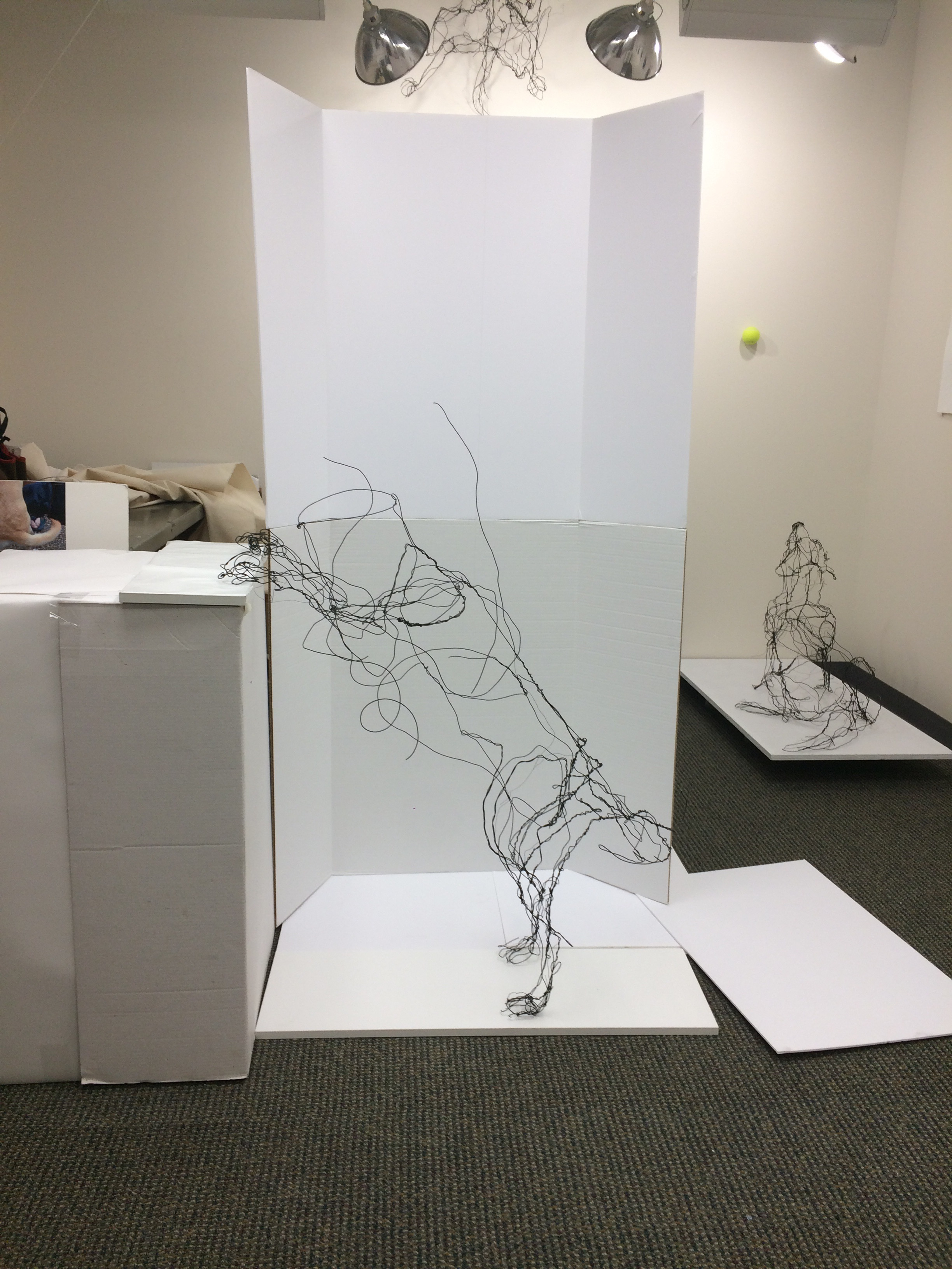 More wire