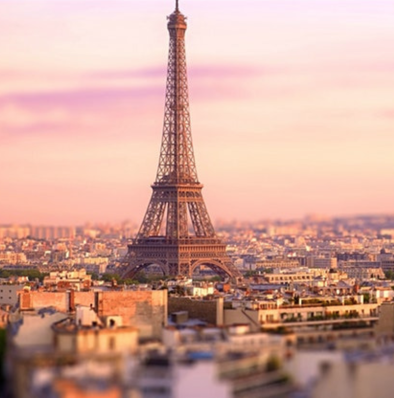 Paris and LA Travel Information and Dates -