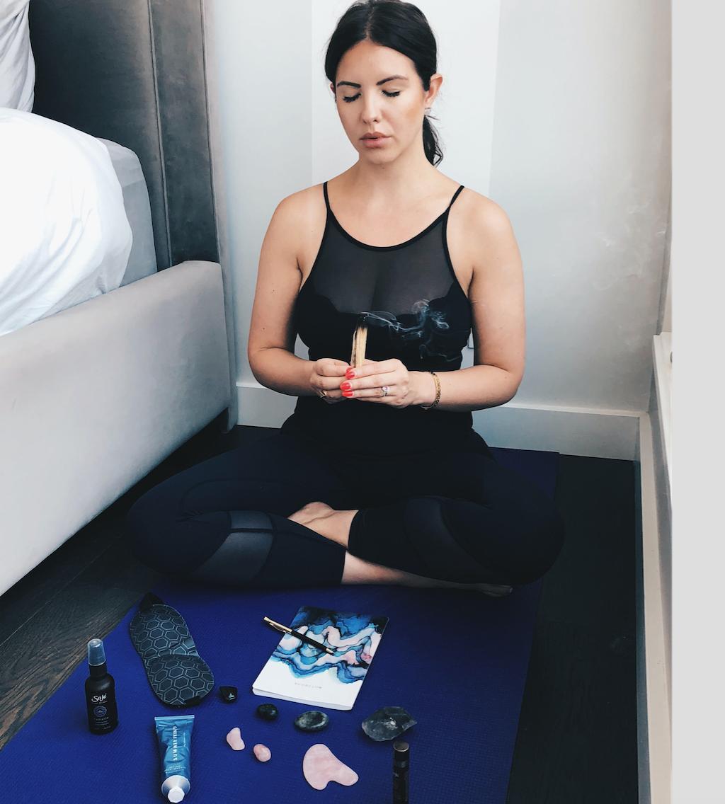 Chakra Girl Travel Morning Ritual Products