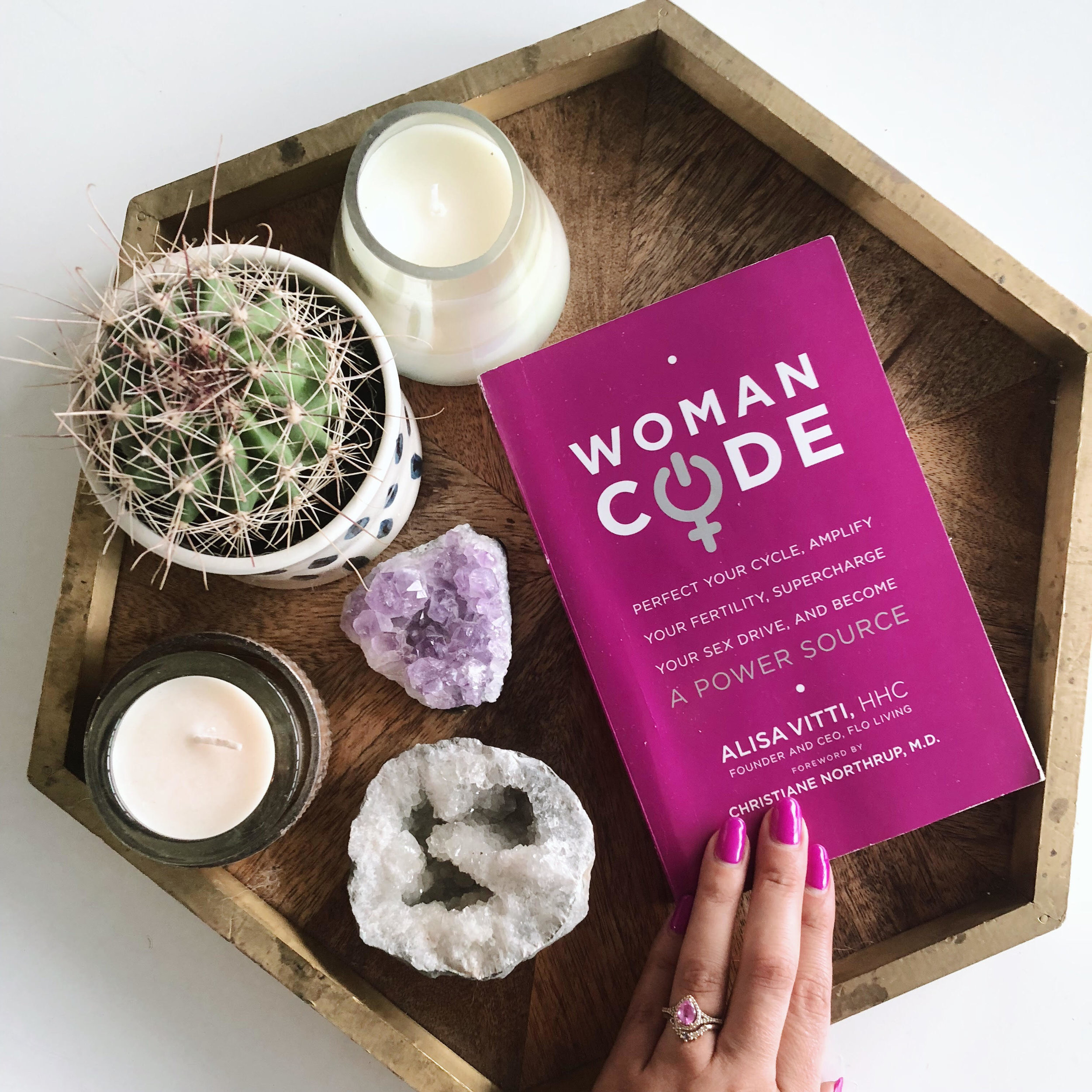 Chakra Girl Radio The Woman Code.jpg