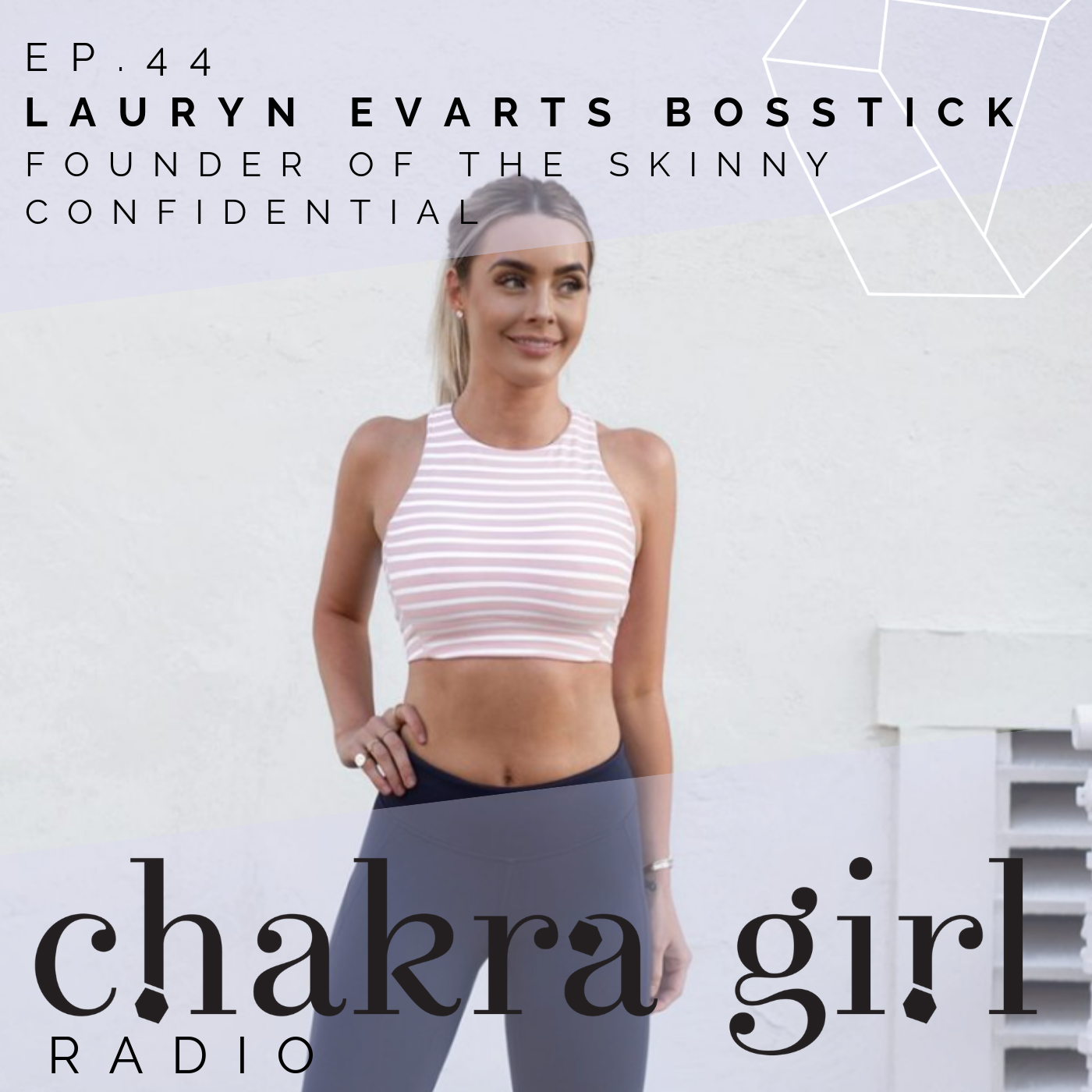 Lauryn Evarts Bosstick on CHAKRA GIRL RADIO.png