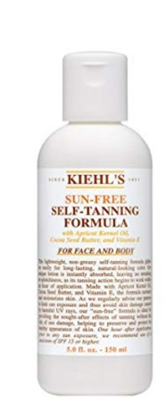 Kiehl's Self Tanning Lotion