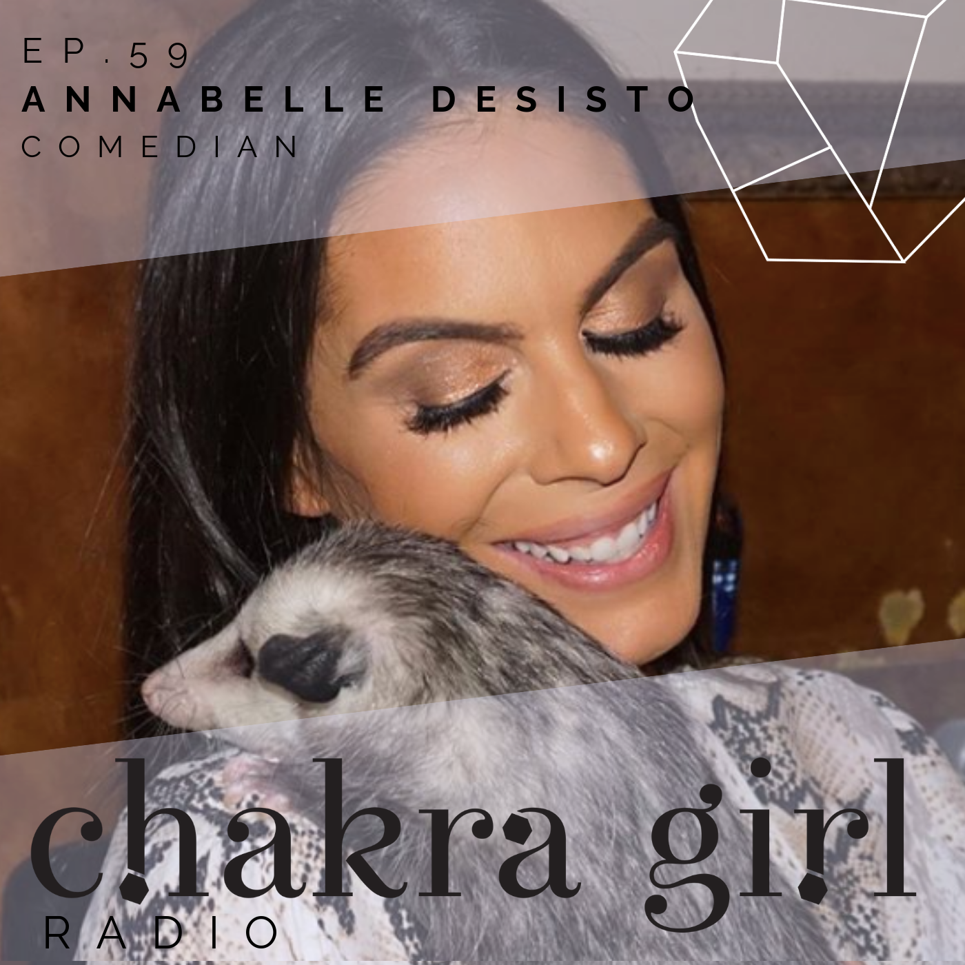 Annabelle DeSisto CHAKRA GIRL RADIO.png