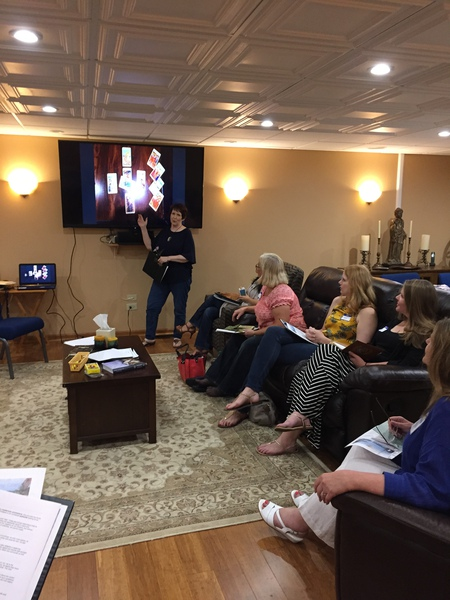 Deb Frueh - Learning the Tarot