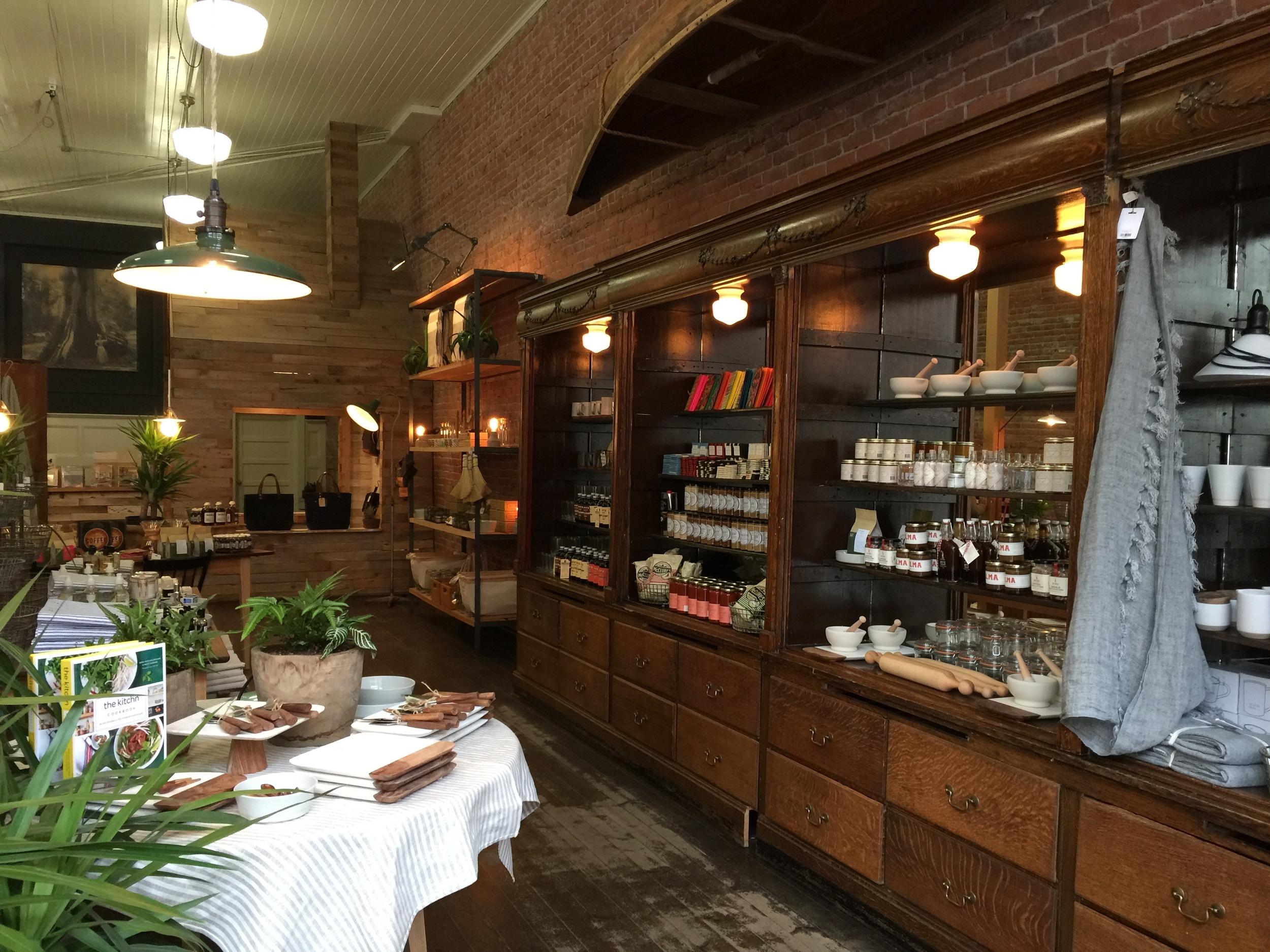 Old Faithful Shop in Gastown